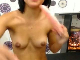 Sexy Latina Girl Masturbate For You