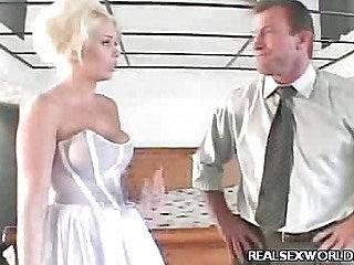 Pussy Licked Blonde Jamie