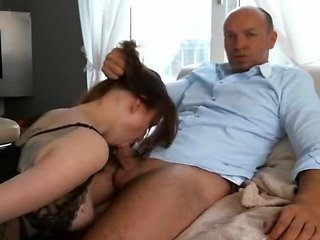 Amazing Amateur record with Blowjob, MILF scenes