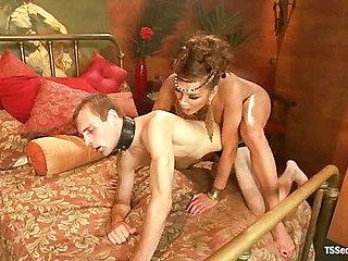 TS Yasmin Lee as Cleopatra: TsSeduction.com Special Fea...