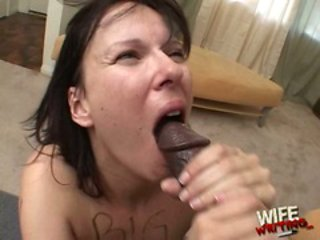 Saucy Tina Tyler enjoys getting splattered with cum