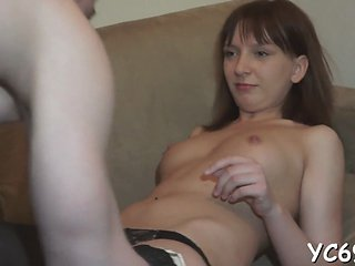Craving For Gorgeous Pussy Teen Feature 2
