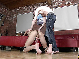 Oli Jay Gets Banged By Matt Madison