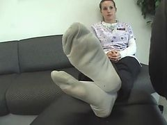 Smelly Socky - Pretty Feet