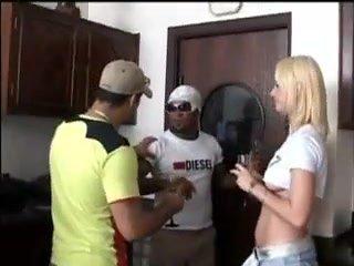 Rafaela Monteiro avec 3 blacks