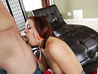Luna Star needs nothing but her mans hard rod in her mo...