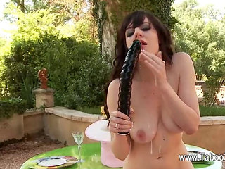 Latex And Extremely Gentle Fetish Actions
