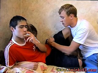 Gay boy porn hot Marivelli was kicking back havin a few...