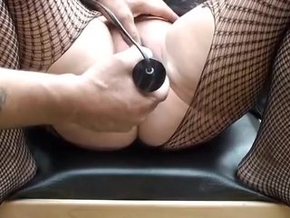 Pleasing mature thick piczy