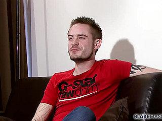 Nick Oval - Tattooed Stud Nick Oval
