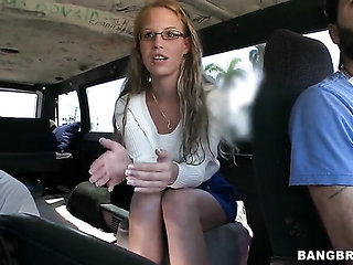 Blonde kitty Taylor Slit with small boobs and hairless ...
