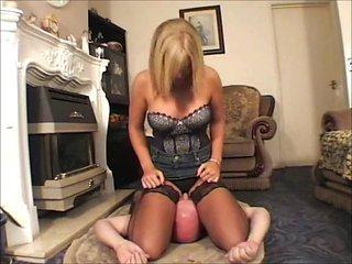Domestic Mistress Facesitting