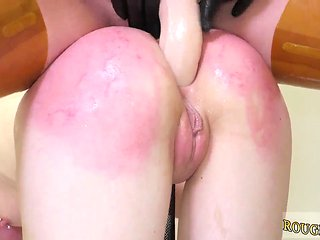 Extreme Action With A Dark Haired Babe That Loves Anal ...