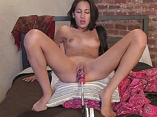 Amia Moretti - 18 and hot as hell