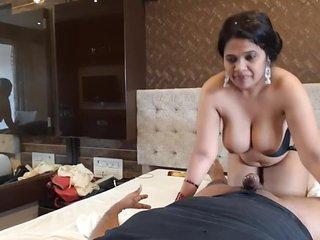 Karisma - S5 E9 - Hot Indian Wife Fucked on Honeymoon (...