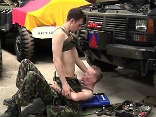 Gay men sucking swallowing fucking Uniform Twinks Love ...