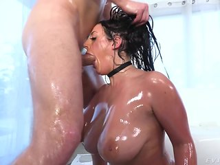 Oiled Hot Nude Porn 'oil dance naked'
