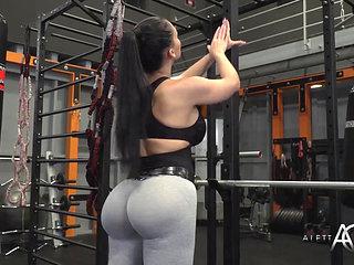 Gym Sex Porn