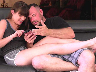 Full vidio sexy for dad and doughter